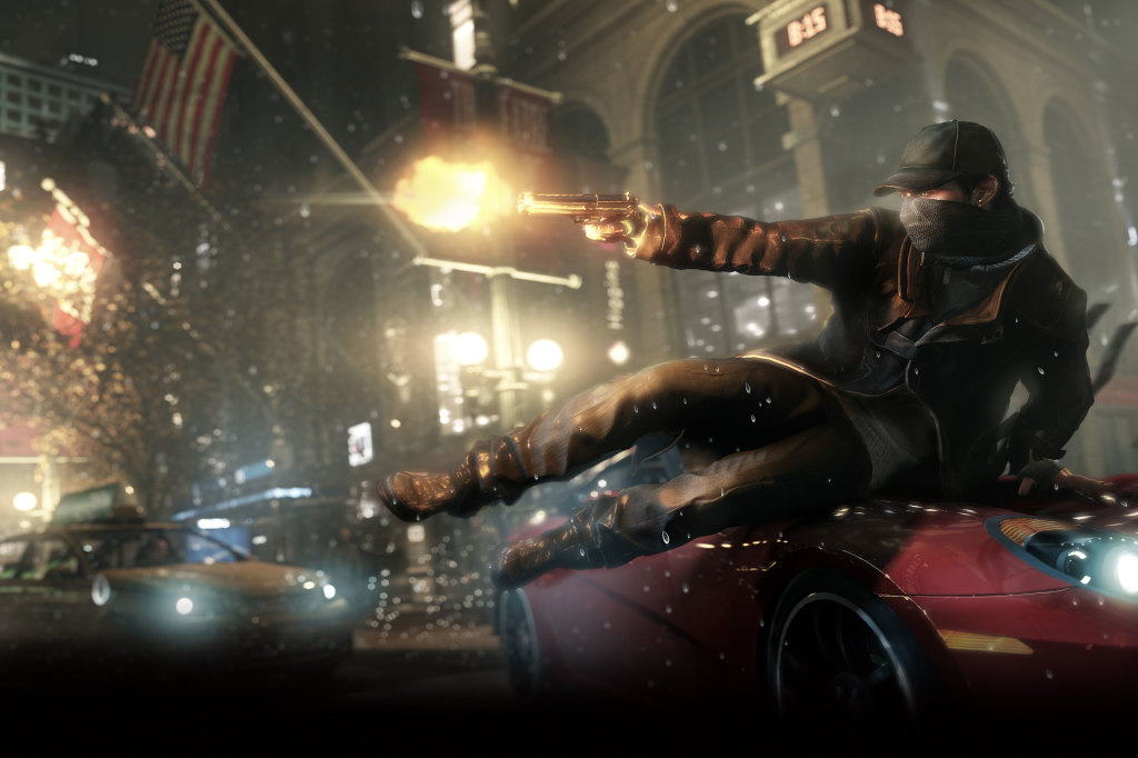 watch dogs oyunu